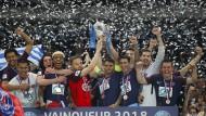 PSG sichert sich Pokal gegen Drittligaklub