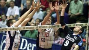 Warum Basketballer für Volleyballer Vorbild sind