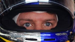 Sebastian Vettel bleibt das Maß der Dinge