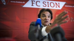 Sion-Boss Constantin 14 Monate gesperrt