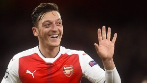 Die wunderbare Verwandlung des Mesut Özil
