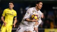 Real und Ronaldo versenken das gelbe U-Boot