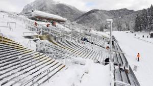 Biathlon-Auftakt in Ruhpolding abgesagt