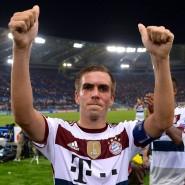 Nicht nur die Bayern und Kapitän Philipp Lahm beeindrucken in Europa