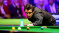 Der Herr der Kugeln: Ronnie O'Sullivan ist der Superstar des Snooker