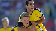Dortmund grüßt von der Spitze