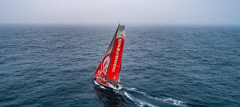 Segeln Dongfeng Team Gewinnt Volvo Ocean Race