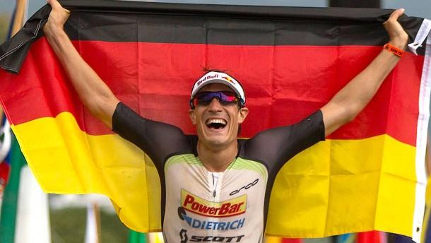 Aus dem speziellen Leben eines Triathlon-Stars