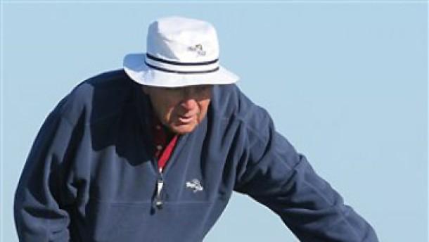 Arnold Palmer, Sam Saunders
