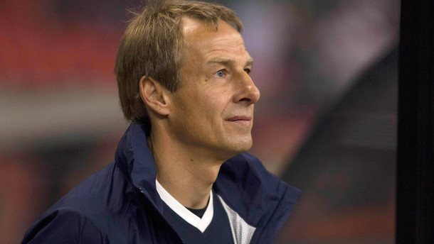 Klinsmann wahrt den Nimbus