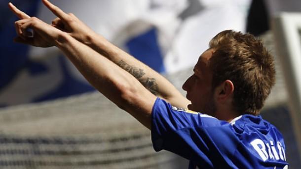 Schalke macht Bayern weiter Druck