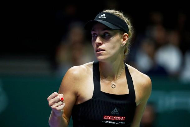 Bilderstrecke Zu Der Neustart Der Tennisspielerin Angelique Kerber