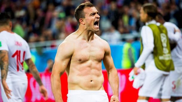 Schweiz siegt nach Herzschlagfinale