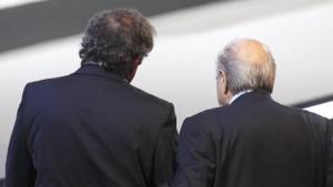 Büros von Frankreichs Fußball-Verband durchsucht