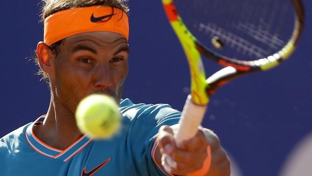 Nadal schafft das Dutzend nicht