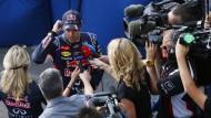 Gefragt: Sebastian Vettel spricht über sein Ende bei Red Bull