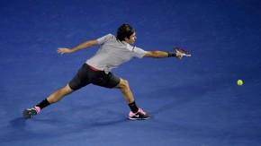 Roger Federer streckte sich nach Kräften und verlor am Ende doch