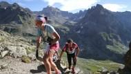 Schwitzen und staunen: Marathon auf 3000 Höhenmetern