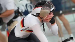 Bahnrad-Vierer mit Weltrekord zu Olympia-Gold