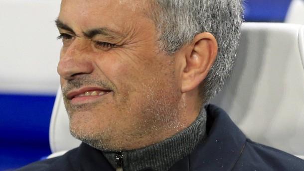 Mourinho fühlt sich von Chelsea-Spielern verraten