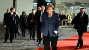 EU weiterhin bereit für Anbindung der Ukraine