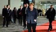 """""""Ich habe keine Hoffnung, dass das jetzt diesmal gelingt"""": Bundeskanzlerin Angela Merkel"""