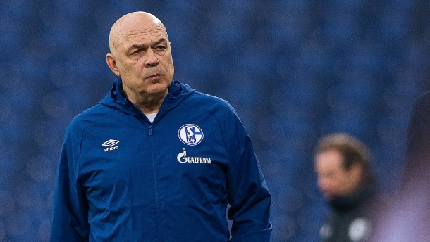 Zweitliga-Planspiele auf Schalke