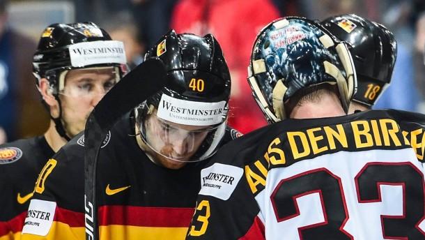 Deutsches 0:10-Debakel gegen Kanada