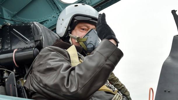 Poroschenko macht den Putin