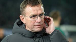 Rangnick wird wieder Trainer bei RB Leipzig