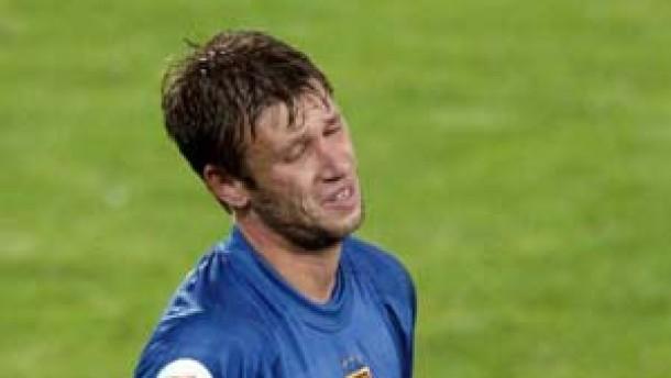 Real Madrid holt Enfant terrible Cassano