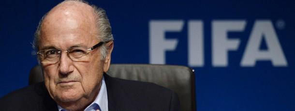 Fifa-Präsident Joseph Blatter lässt sein Kabinett in Marrakesch zusammenkommen
