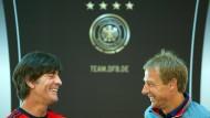 DFB-Team verliert Testspiel gegen Klinsmann-Elf
