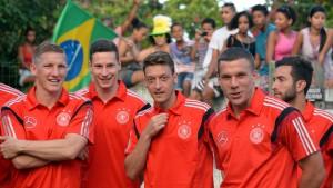 Jetzt hat Deutschland sogar Fans in Italien