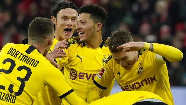Dortmund gnadenlos überlegen