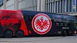 Gehaltsverzicht und Kurzarbeit bei Eintracht Frankfurt