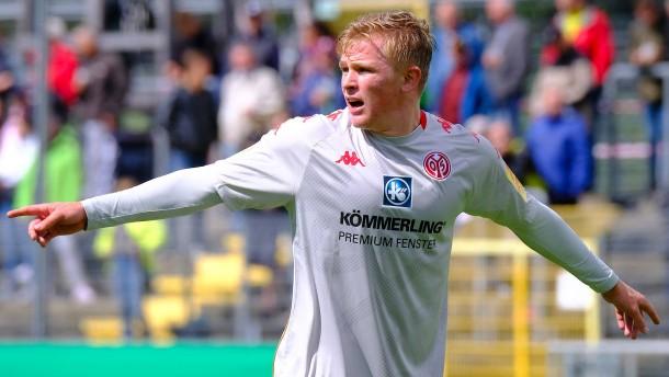 Anderthalb blaue Augen für Mainz 05