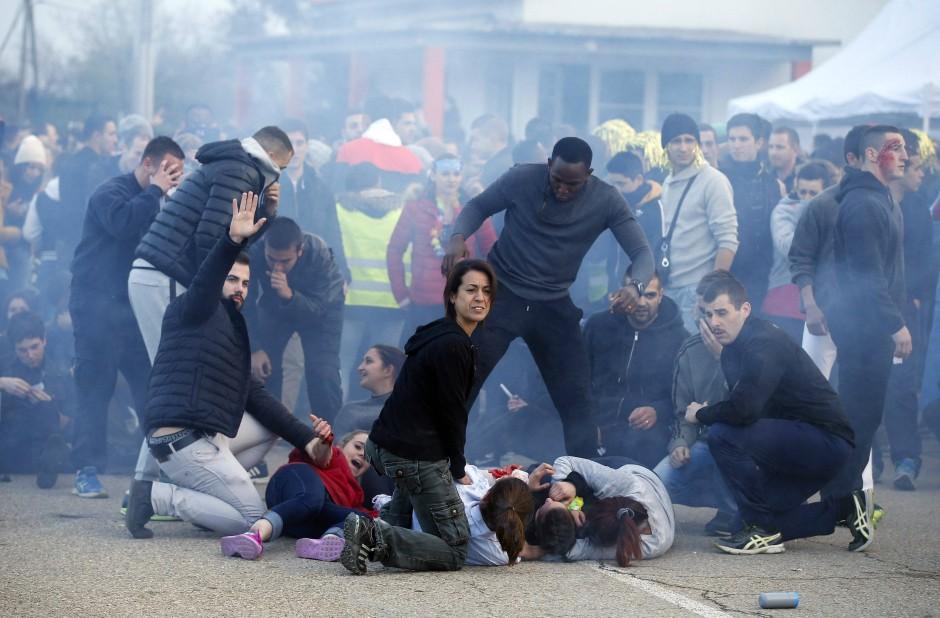Frankreich Anschlag Aktuell