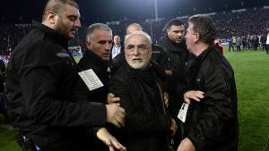 "Fifa droht Griechenland mit ""Fußball-Grexit"""