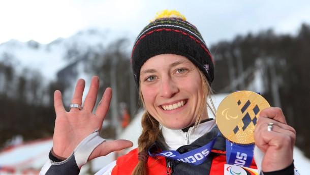 """Anna Schaffelhuber wird zum """"Golden Girl"""""""