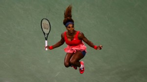 Serena Williams wie Steffi Graf