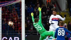 """Olympique Lyon darf auf """"finale à la maison"""" hoffen"""