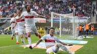 So verrückt lief der Abstiegskampf der Bundesliga