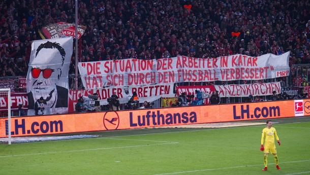 Das Schweigen des FC Bayern