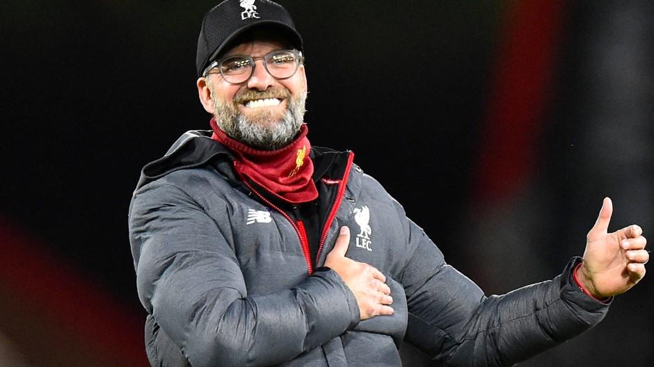 Liverpool Feiert Dank City Pleite Ersten Meistertitel Seit 30 Jahren