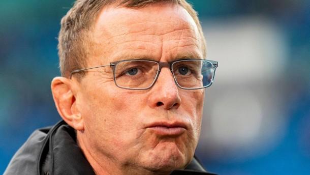 Schalke macht bei Rangnick Ernst