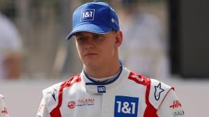 Die Uhr tickt für Schumacher