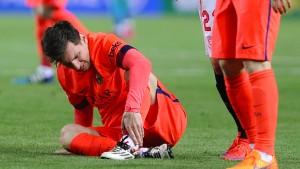 Real Madrid nutzt Ausrutscher von Barca