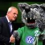 VW-Chef Martin Winterkorn hat viel für den Fußball übrig.