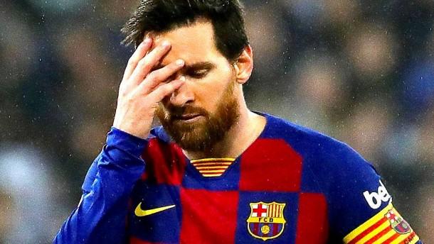 Rosenkrieg zwischen Barça und Messi